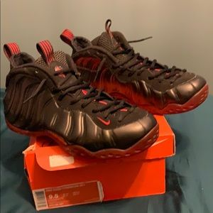 Nike: Air Foamposite One Cough Drop (size M 9.5)